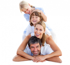 family pyramid - Emergency Eye Care in Maple Ridge, BC